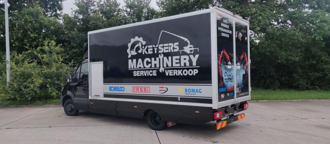 Keysers Machinery